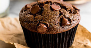Chocolate Chip Muffins Recipe in Urdu