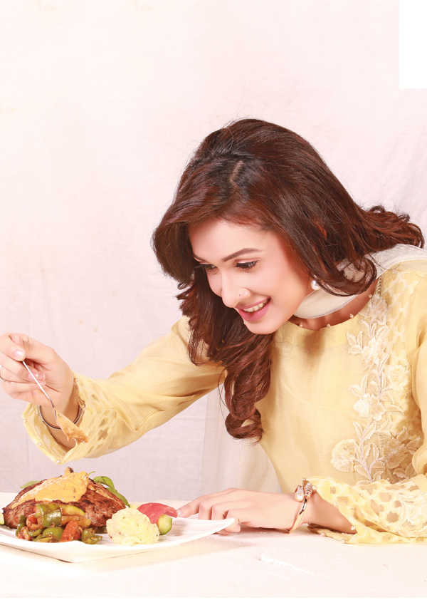 Chef Wardah Shoaib Interview