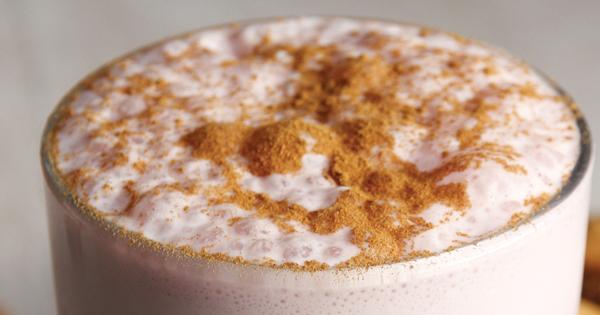 rice almond milk