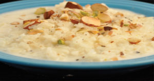 Rice Kheer Recipe in Urdu