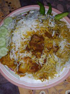 Spicy Biryani Recipe in Urdu