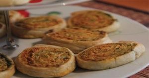 Samosa Pinwheel Recipe in Urdu