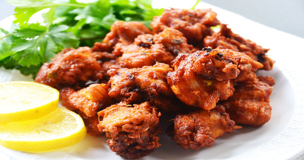 chicken pakora 1