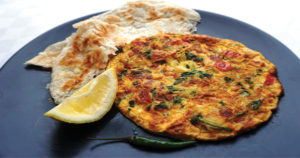 Lemon Omelette Recipe in Urdu