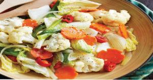 Vegetable Mix Recipe in Urdu