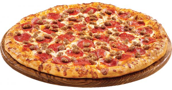 بیف فرینک پیزا