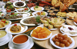 Sweet Dishes Made During Eid