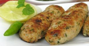 Chicken Reshmi Kabab Recipe in Urdu