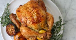 چکن روسٹ