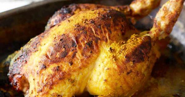 Masala Roast Chicken