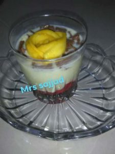 Mango shrikhand