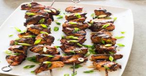Grilled Kebabs (Kababs) Recipe in Urdu