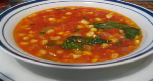 Tomato Corn Soup Recipe in Urdu