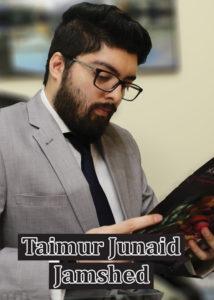 Taimur Junaid Jamshed