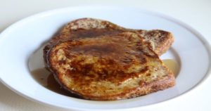 Caramelized French Toast Recipe in Urdu