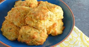 Cheddar Bay Biscuits Recipe in Urdu