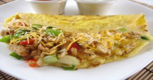 Chicken Omelet Recipe in Urdu
