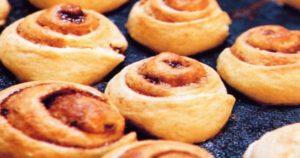 Danish Cinnamon Snails Recipe in Urdu
