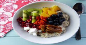 Fruity Porridge Recipe in Urdu