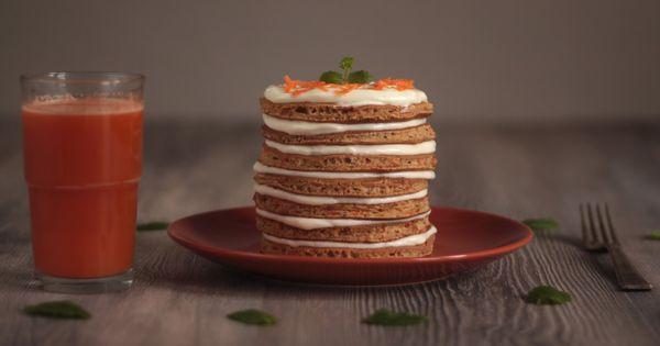 Layered Pancakes