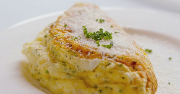 Lemon Omelette Souffle