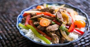 Pepper Steak Recipe in Urdu