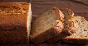 Banana Sour Cream Bread Recipe in Urdu