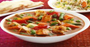 Vegetable Kolhapuri Recipe in Urdu