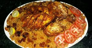 Arabian Mandi Recipe in Urdu