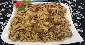 Mutton Pulao Recipe in Urdu