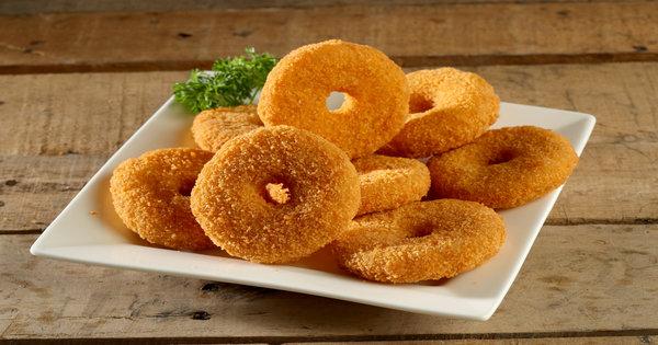 potato chicken donuts چکن ڈونٹس