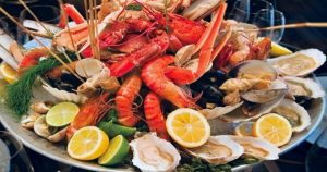 Seafood Restaurants in Karachi