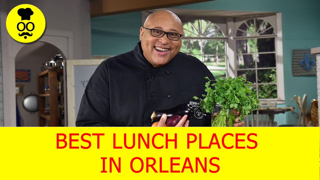 Orleans lunch