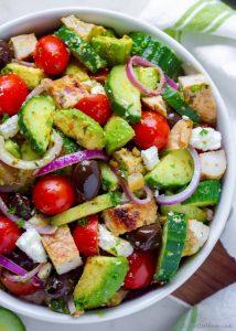 Gardan salad