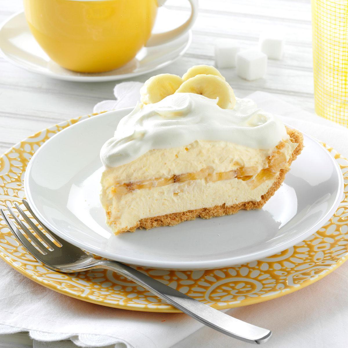 Banana Cream Recipe