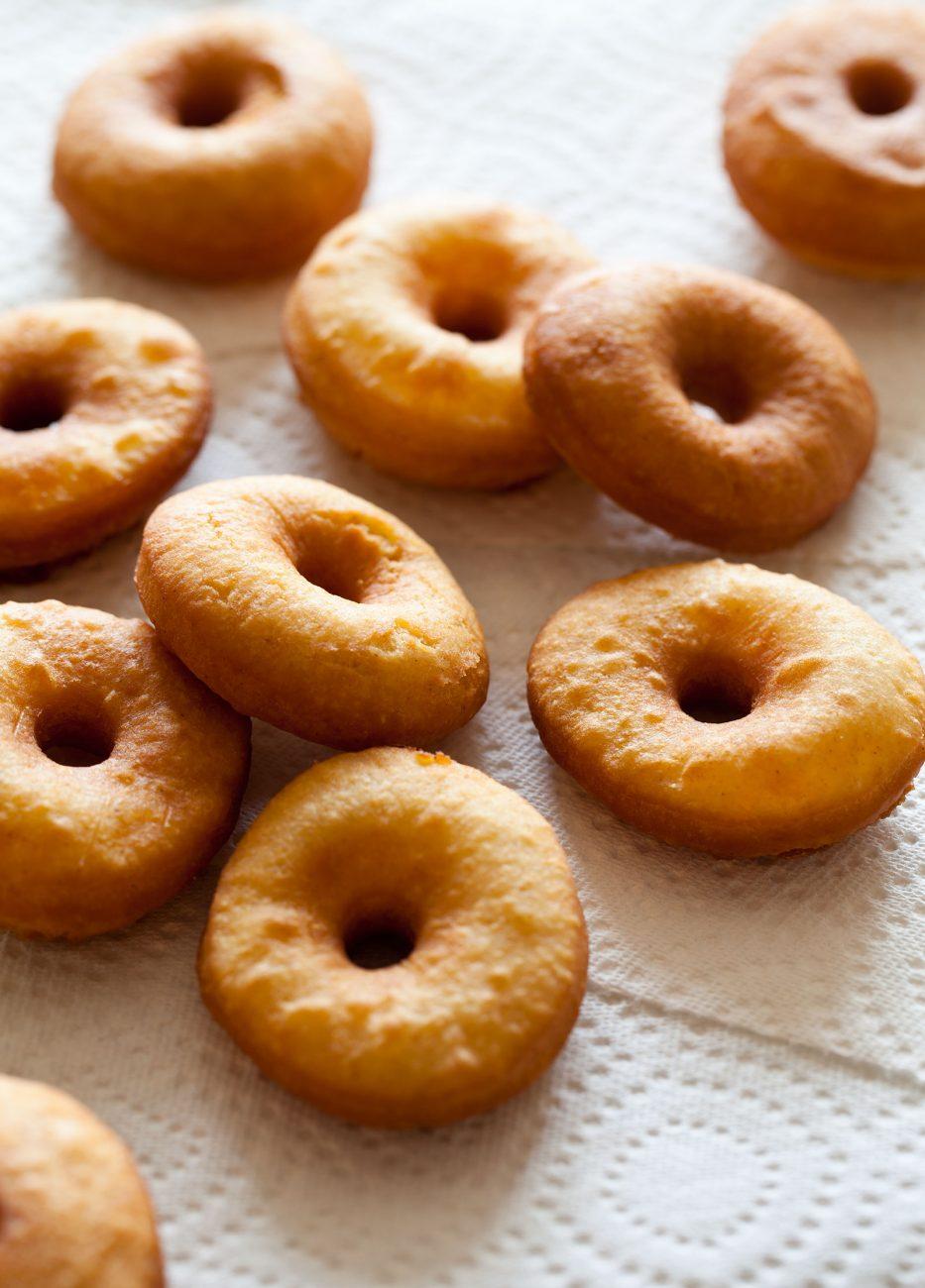 Bites Sized Cake Donuts