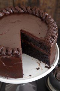 Special Chocolate Cake Recipe in Urdu