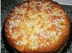 Diabetic Fresh Apple Cake