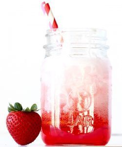 Strawberry Soda Recipe in Urdu