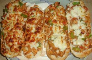 Pizza Pocket  by Warda Khan Recipe in Urdu