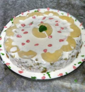 Pineapple Cake by Olpers Recipe in Urdu