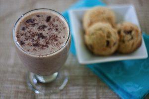 Healthy Cookies Cream Smoothie