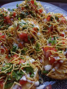 Alu Papri Creamy Chaat & Creamy Mango Delight by Olpers Recipe in Urdu