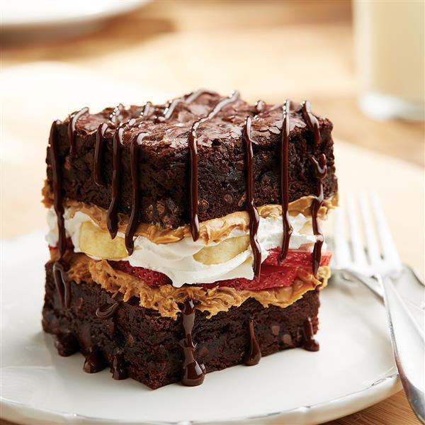 Surprise Brownies