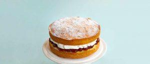 Victoria Sponge Cake Recipe in Urdu