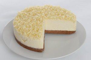 White Chocolate Truffle Cake Recipe in Urdu