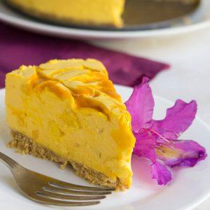 Summer Mango Cheese Cake