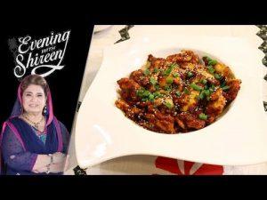 Dragon Chicken Recipe by Chef Shireen Anwar 26 June 2019