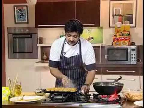"Ramzan Maza with Chef Nadeem ""Chicken Wings & Tandoori Chiken"" Part 03 of 04 at Zaiqa Tv"
