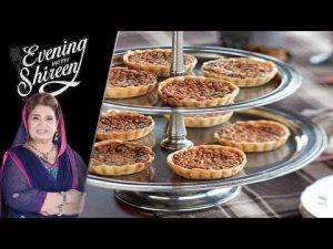 Walnut Tart Recipe By Chef Shireen Anwar 19 February 2019